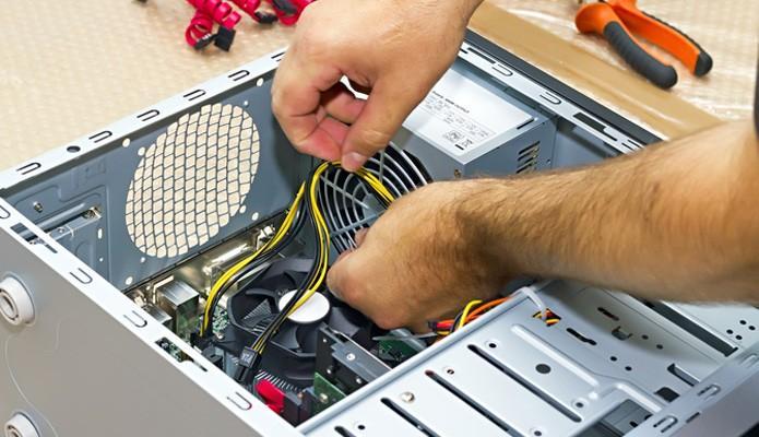 Профессиональная сборка компьютера на заказ, апгрейд (модернизация)